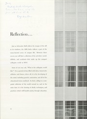 Page 8, 1959 Edition, Illinois State Normal University - Index Yearbook (Normal, IL) online yearbook collection