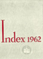Page 1, 1962 Edition, Illinois State Normal University - Index Yearbook (Normal, IL) online yearbook collection