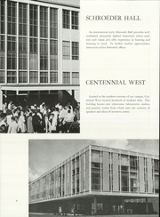 Page 12, 1962 Edition, Illinois State Normal University - Index Yearbook (Normal, IL) online yearbook collection
