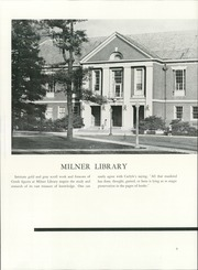 Page 13, 1962 Edition, Illinois State Normal University - Index Yearbook (Normal, IL) online yearbook collection