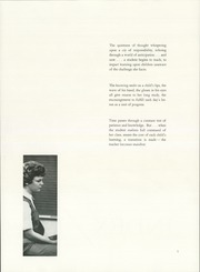 Page 5, 1962 Edition, Illinois State Normal University - Index Yearbook (Normal, IL) online yearbook collection