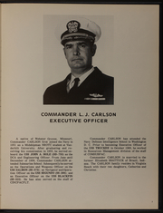 Page 11, 1970 Edition, Truckee (AO 147) - Naval Cruise Book online yearbook collection
