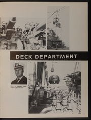 Page 13, 1970 Edition, Truckee (AO 147) - Naval Cruise Book online yearbook collection