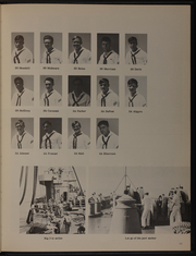 Page 15, 1970 Edition, Truckee (AO 147) - Naval Cruise Book online yearbook collection