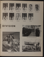 Page 17, 1970 Edition, Truckee (AO 147) - Naval Cruise Book online yearbook collection