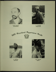 Page 11, 1980 Edition, Meyerkord (FF 1058) - Naval Cruise Book online yearbook collection