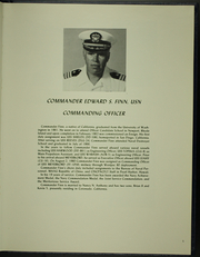 Page 9, 1980 Edition, Meyerkord (FF 1058) - Naval Cruise Book online yearbook collection