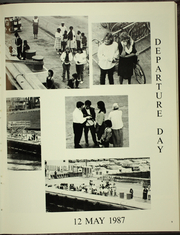 Page 13, 1987 Edition, Meyerkord (FF 1058) - Naval Cruise Book online yearbook collection