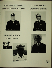 Page 17, 1987 Edition, Meyerkord (FF 1058) - Naval Cruise Book online yearbook collection
