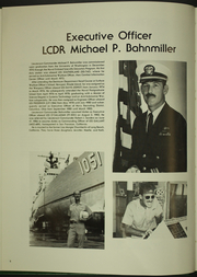 Page 10, 1984 Edition, O Callahan (FF 1051) - Naval Cruise Book online yearbook collection