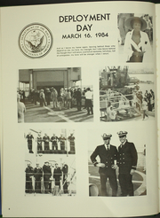Page 12, 1984 Edition, O Callahan (FF 1051) - Naval Cruise Book online yearbook collection