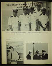 Page 10, 1969 Edition, O Hare (DD 889) - Naval Cruise Book online yearbook collection