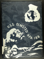 Page 1, 1953 Edition, Olmsted (APA 188) - Naval Cruise Book online yearbook collection