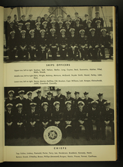 Page 11, 1953 Edition, Olmsted (APA 188) - Naval Cruise Book online yearbook collection