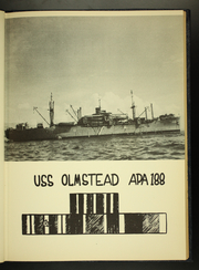 Page 13, 1953 Edition, Olmsted (APA 188) - Naval Cruise Book online yearbook collection