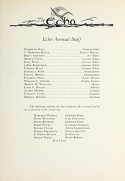 Page 15, 1922 Edition, University of Wisconsin Milwaukee - Ivy Yearbook (Milwaukee, WI) online yearbook collection