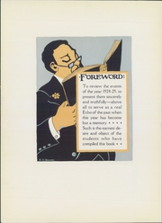 Page 10, 1925 Edition, University of Wisconsin Milwaukee - Ivy Yearbook (Milwaukee, WI) online yearbook collection
