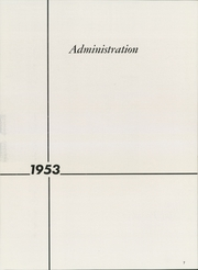 Page 11, 1953 Edition, University of Wisconsin Milwaukee - Ivy Yearbook (Milwaukee, WI) online yearbook collection
