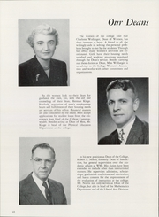 Page 14, 1953 Edition, University of Wisconsin Milwaukee - Ivy Yearbook (Milwaukee, WI) online yearbook collection