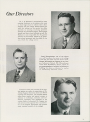 Page 15, 1953 Edition, University of Wisconsin Milwaukee - Ivy Yearbook (Milwaukee, WI) online yearbook collection