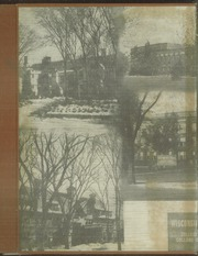 Page 2, 1953 Edition, University of Wisconsin Milwaukee - Ivy Yearbook (Milwaukee, WI) online yearbook collection