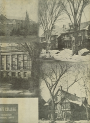 Page 3, 1953 Edition, University of Wisconsin Milwaukee - Ivy Yearbook (Milwaukee, WI) online yearbook collection