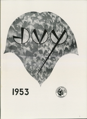 Page 5, 1953 Edition, University of Wisconsin Milwaukee - Ivy Yearbook (Milwaukee, WI) online yearbook collection