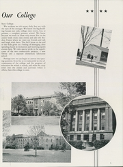 Page 9, 1953 Edition, University of Wisconsin Milwaukee - Ivy Yearbook (Milwaukee, WI) online yearbook collection