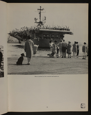 Page 17, 1965 Edition, Oriskany (CVA 34) - Naval Cruise Book online yearbook collection