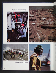 Page 10, 1974 Edition, Oriskany (CVA 34) - Naval Cruise Book online yearbook collection