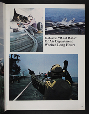 Page 17, 1974 Edition, Oriskany (CVA 34) - Naval Cruise Book online yearbook collection