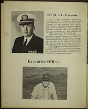 Page 10, 1968 Edition, Orleck (DD 886) - Naval Cruise Book online yearbook collection