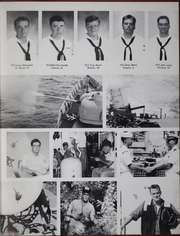 Page 15, 1992 Edition, Ouellet (FF 1077) - Naval Cruise Book online yearbook collection