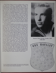 Page 7, 1992 Edition, Ouellet (FF 1077) - Naval Cruise Book online yearbook collection