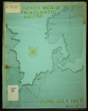 Page 1, 1967 Edition, Ozark (MCS 2) - Naval Cruise Book online yearbook collection