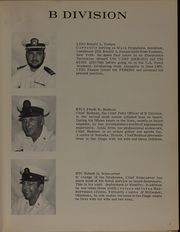 Page 11, 1967 Edition, Perkins (DD 877) - Naval Cruise Book online yearbook collection