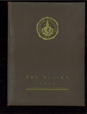 Page 1, 1939 Edition, Nasson College - Nugget Yearbook (Springvale, ME) online yearbook collection