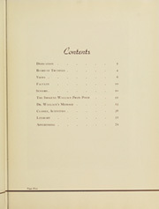 Page 9, 1939 Edition, Nasson College - Nugget Yearbook (Springvale, ME) online yearbook collection