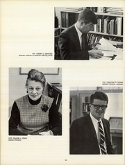 Page 16, 1969 Edition, Nasson College - Nugget Yearbook (Springvale, ME) online yearbook collection