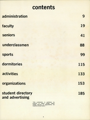 Page 5, 1969 Edition, Nasson College - Nugget Yearbook (Springvale, ME) online yearbook collection