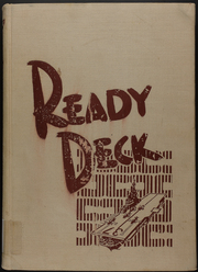 Page 1, 1952 Edition, Princeton (CVA 37) - Naval Cruise Book online yearbook collection