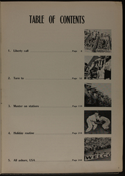 Page 11, 1952 Edition, Princeton (CVA 37) - Naval Cruise Book online yearbook collection