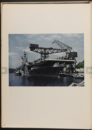 Page 12, 1952 Edition, Princeton (CVA 37) - Naval Cruise Book online yearbook collection
