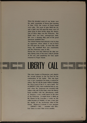 Page 13, 1952 Edition, Princeton (CVA 37) - Naval Cruise Book online yearbook collection