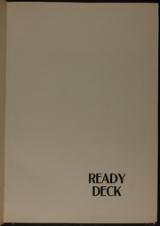 Page 5, 1952 Edition, Princeton (CVA 37) - Naval Cruise Book online yearbook collection