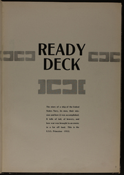 Page 7, 1952 Edition, Princeton (CVA 37) - Naval Cruise Book online yearbook collection