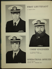 Page 10, 1974 Edition, Racine (LST 1191) - Naval Cruise Book online yearbook collection