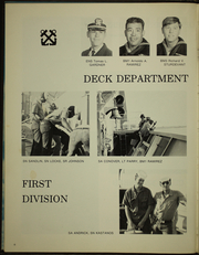Page 12, 1974 Edition, Racine (LST 1191) - Naval Cruise Book online yearbook collection