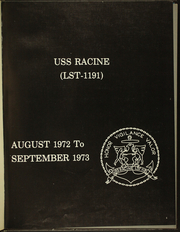 Page 5, 1974 Edition, Racine (LST 1191) - Naval Cruise Book online yearbook collection