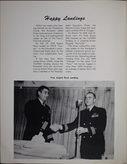 Page 16, 1956 Edition, Randolph (CVA 15) - Naval Cruise Book online yearbook collection
